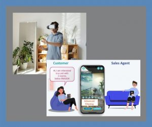 Property Development and Virtual reality, how developers have transformed with technology the property buying journey
