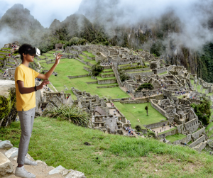 Virtual reality allows visiting adventurous places with unbelievable scenarios